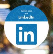 autocollant-LinkedIn
